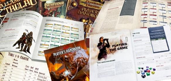 Manuales de Reglas Básicas para RPG