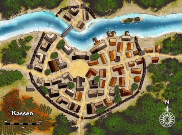 Pueblo de Kassen