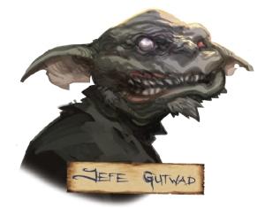 Jefe gutwad